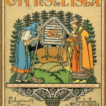 """Книга """"Сказки избы"""". Русские народные сказки на французском языке. Париж. 1931"""