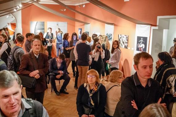 Ночь в музее. 20 мая 2017. Объединение «Выставочные залы Москвы».
