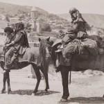 """Дмитрий Ермаков """"Борчалинские женщины верхом на лошадях"""" Азербайджан, 1890-е"""
