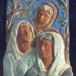 Выставка произведений классика советской скульптуры.