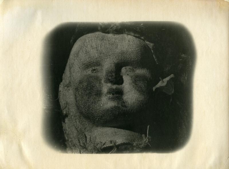 """Борис Смирнов """"Фотография из серии """"Кукла"""" 1934–1935"""