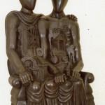 """Джорджо де Кирико """"Археологи"""" 1986"""