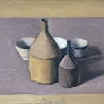 "Джорджо Моранди ""Натюрморт"" 1958"