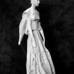 Выставка эстампа и скульптуры.