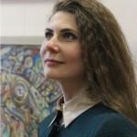"Руководитель галереи ""Живая Жизнь"" Анастасия Данилочкина"