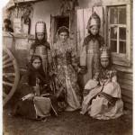 """Дмитрий Ермаков """"Абазинки. Кубанская область, Бибердовский аул"""" 1870—1890–е"""