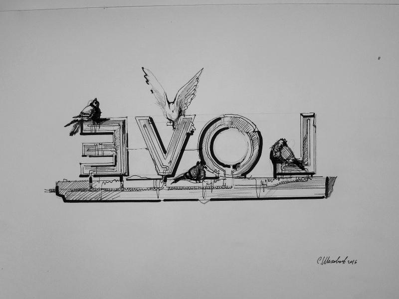 """Сергей Шеховцов """"Love"""" 2016"""