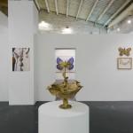 Вид экспозиции выставки Евгения Антуфьева «Хрупкие вещи» 2016
