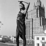 """Сергей Борисов """"Дефиле"""" 1987"""