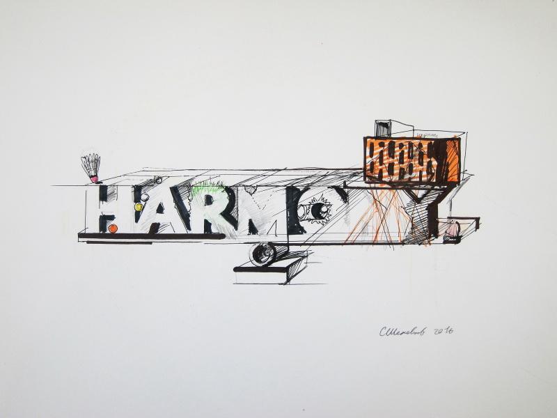 "Сергей Шеховцов ""Harmony"" 2016"