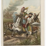"""Неизвестный автор """"Похищение"""" 1877"""