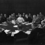 """Евгений Халдей """"Потсдамская конференция"""" Июль 1945"""