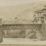 "Дмитрий Ермаков ""Тифлис. Вид на мост на Майдан, мечеть и развалины крепости"" До 1895"