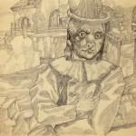 """Павел Зальцман """"Вервольф"""" 1940"""