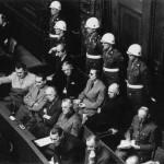 """Евгений Халдей """"Военные преступники на Нюрнбергском процессе. Нюрнберг"""" 1946"""