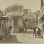 """Дмитрий Ермаков """"Тифлис. Улица и мечеть Ботанического сада"""" До 1895"""