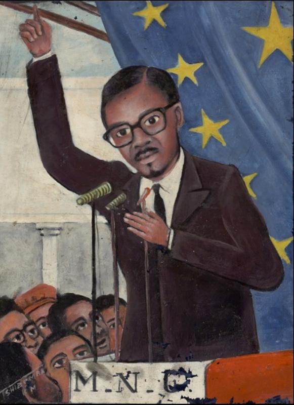 """Бурози """"Речь Лумумбы в День независимости Конго 30 июля 1960 года"""""""