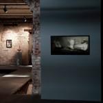 Вид экспозиции выставки номинантов Государственной премии в области современного искусства «Инновация-2017»
