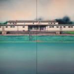 Виктория Иконен «Summer 78. Диптих» 2015