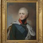"""Владимир Боровиковский """"Портрет Александра I"""" 1802-1805"""