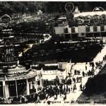 Партер парка, 1930-е