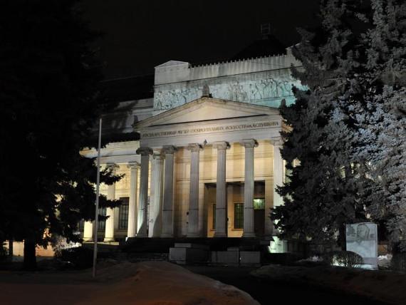 Ночь в музее. 20 мая 2017. ГМИИ имени А.С. Пушкина.