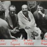 """К юбилею любимого актёра, художественного руководителя театра """"Et Cetera""""."""