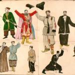 Летопись театрального искусства Чеченской Республики.