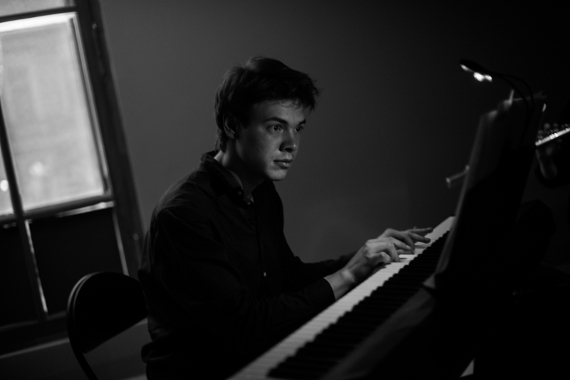 Кирилл Широков. Концерт фортепианных пьес Йохана Линдвалла.