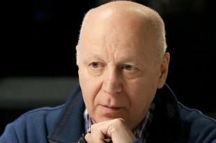 Григорий Кружков в цикле «Лица эпохи».