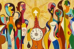СимфоСны. Выставка музыканта и художника Анны Макаровой.