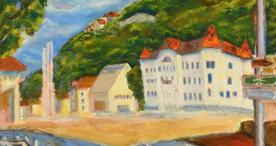 Феномен Лихтенштейна: искусство музыки и живописи.