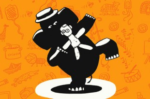 Выставка-презентация графического романа «Я - слон!».