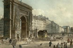 Париж. О город многоликий…