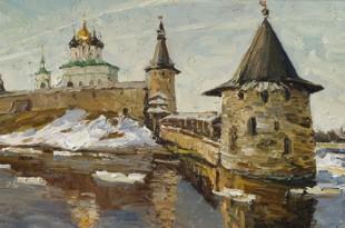 Николай Давыдов. В краю крестов и широты привольной…