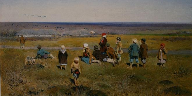 СТЕПАНОВ Алексей Степанович – Галерея произведений (112 изображений).