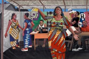 Худпром Конго: живопись для народа.