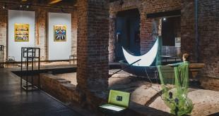 Выставка номинантов Государственной премии в области современного искусства «Инновация» 2017.