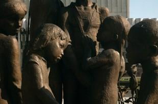 Памятник Дмитрия Рябичева «Дружба народов». Возвращение.
