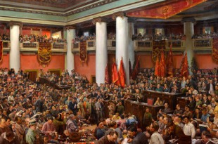 Строители нового мира. Коминтерн. 1918-1924.