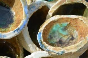 Выставка по итогам первого международного симпозиума ландшафтной керамики.
