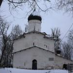Церковь Успения в Мелётове, XV век
