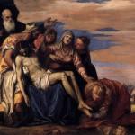 """Паоло Веронезе """"Снятие с креста"""" Около 1547"""
