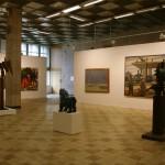 Юбилейная выставка в Центральном Доме Художника.