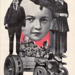 Из журнала «Молодая гвардия», 1924. Фотомонтаж Густав Клуцис.