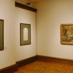 Экспозиция выставки. Фёдор Бруни.