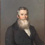 """Г.Ф. Чернов """"Портрет старика"""" 1853"""