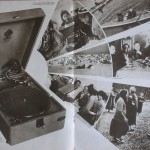 Журнал «СССР на стройке», №1, 1933. Фотомонтаж Николай Трошин.