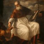 """Тициан Вечеллио """"Святой Иоанн Милостивый"""" 1549-1550"""