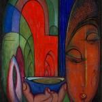 "Александр Кедрин ""Голубая пиала (Посвящение А.Н.Волкову)"" 1972"